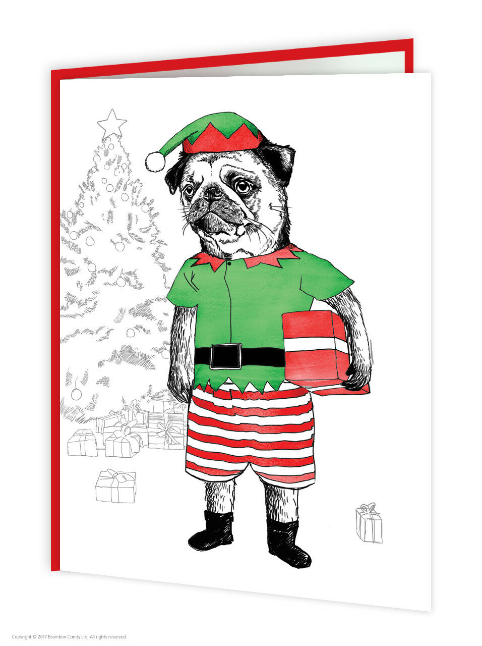 Christmas Xmas Greeting Cards Funny Comedy Humour Novelty Cheeky