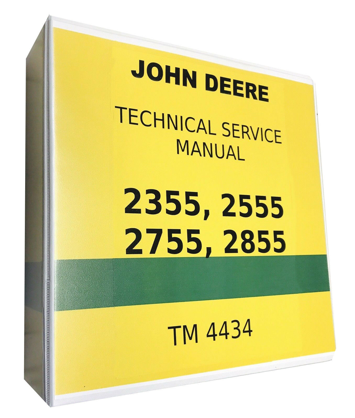 2755 John Deere Technical Service Shop Repair Manual 6387 Picclick 950 Wiring Diagram On 790 1 Of 5only 3 Available
