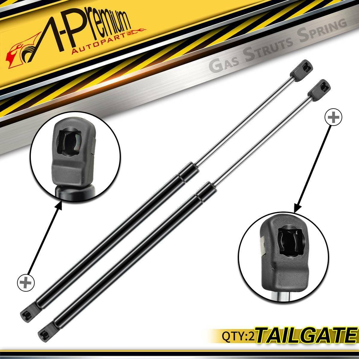 Mazda 6 2002 2008 Estate Tailgate Boot Gas Strut: A-Premium Tailgate Boots Gas Struts For Mazda 6 GG Hatchback 2002-2008 New Pair • AUD 19.99