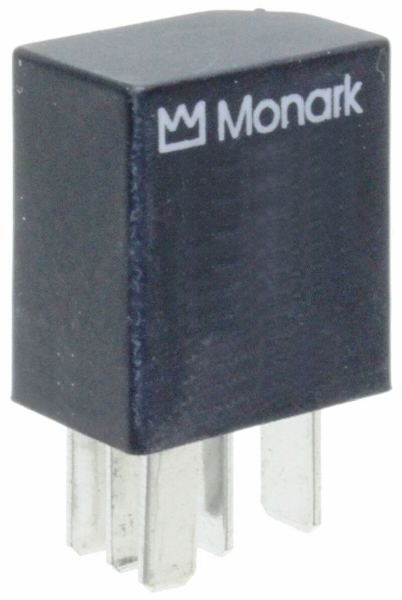 Monark 24 V 5 A 10 Micro Change Over Relay With Switch Off Diode 1 Of See More