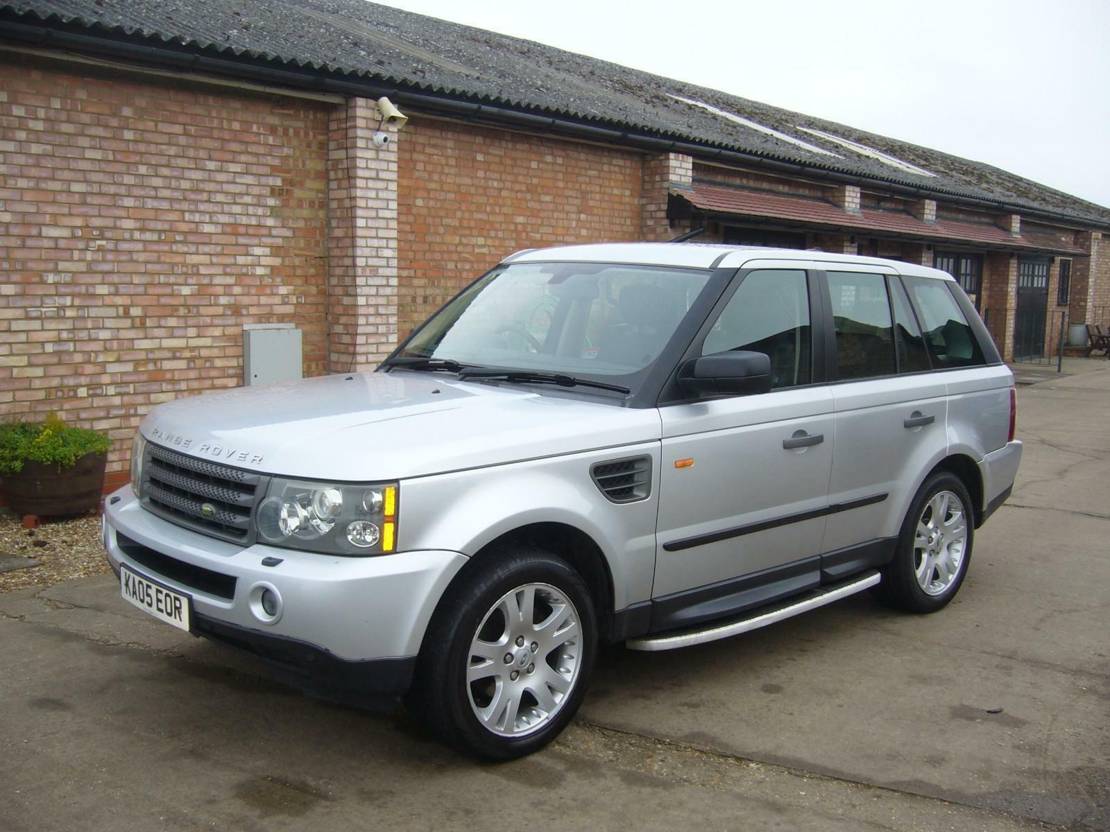 2005 land rover range rover sport 2 7td v6 auto hse. Black Bedroom Furniture Sets. Home Design Ideas