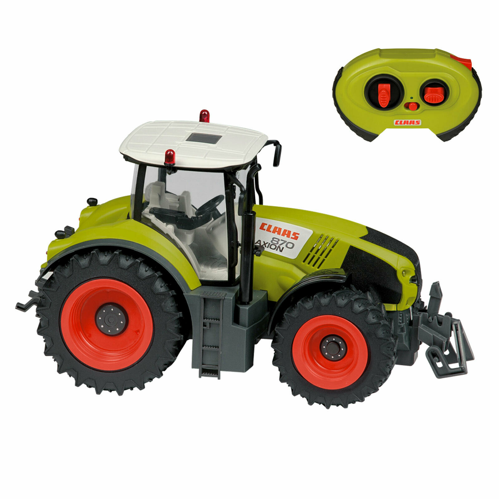 claas axion 870 rc traktor funk ferngesteuertes auto. Black Bedroom Furniture Sets. Home Design Ideas