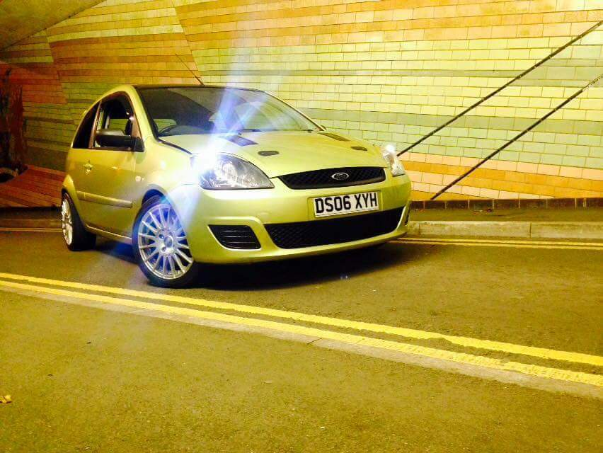 ford fiesta with 2 0 turbo conversion track show modified engine swap 3 picclick uk. Black Bedroom Furniture Sets. Home Design Ideas