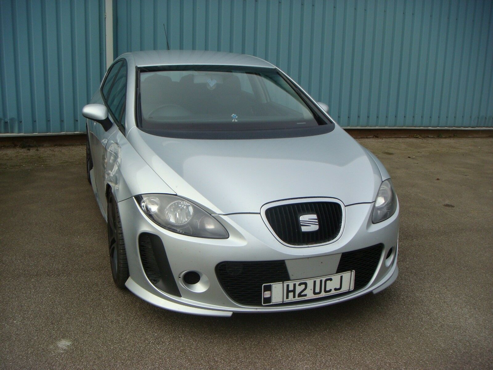 seat leon 1 9tdi sport reference spares or repairs whole. Black Bedroom Furniture Sets. Home Design Ideas