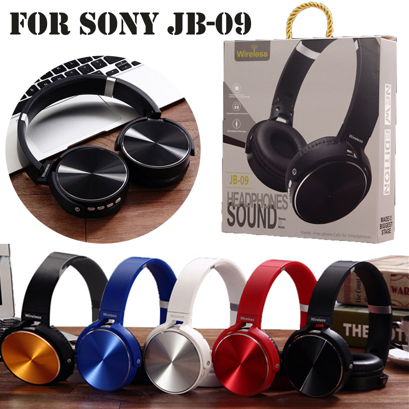 for sony mdr xb950bt extra bass bluetooth headset wireless. Black Bedroom Furniture Sets. Home Design Ideas