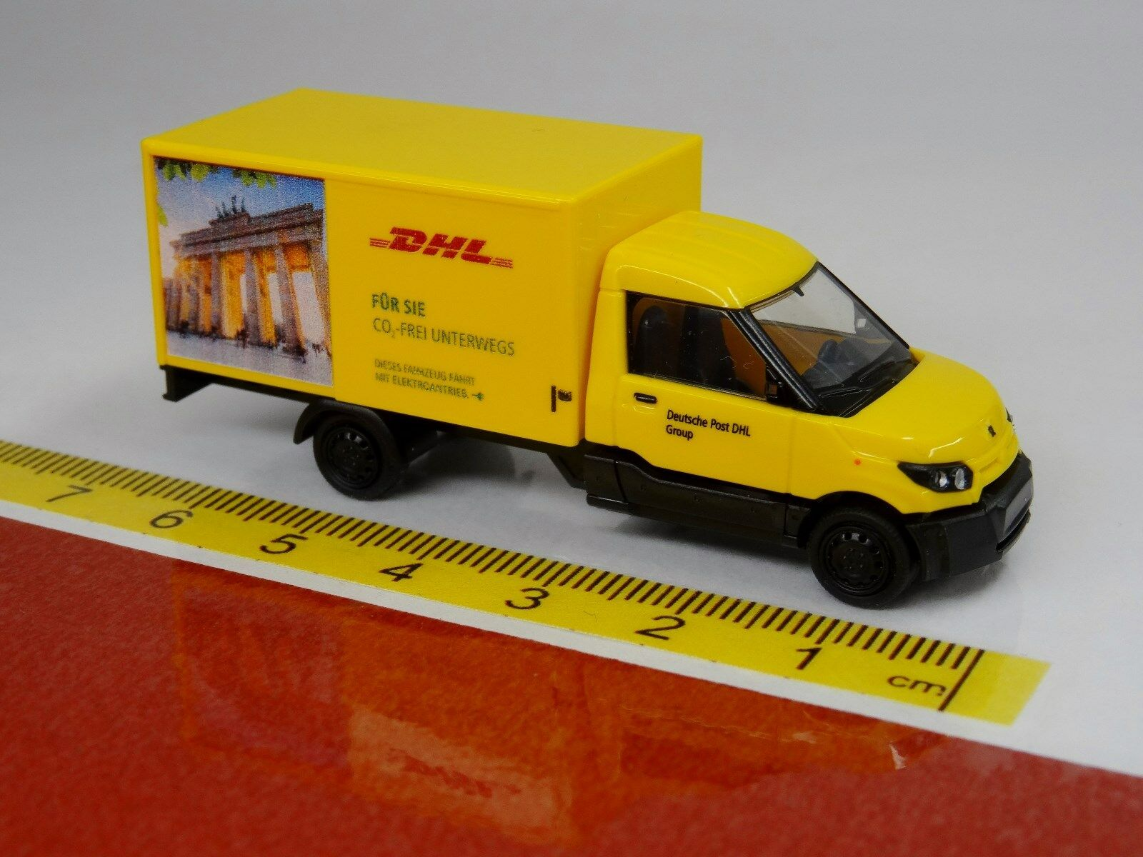 rietze streetscooter work l dhl deutsche post design. Black Bedroom Furniture Sets. Home Design Ideas