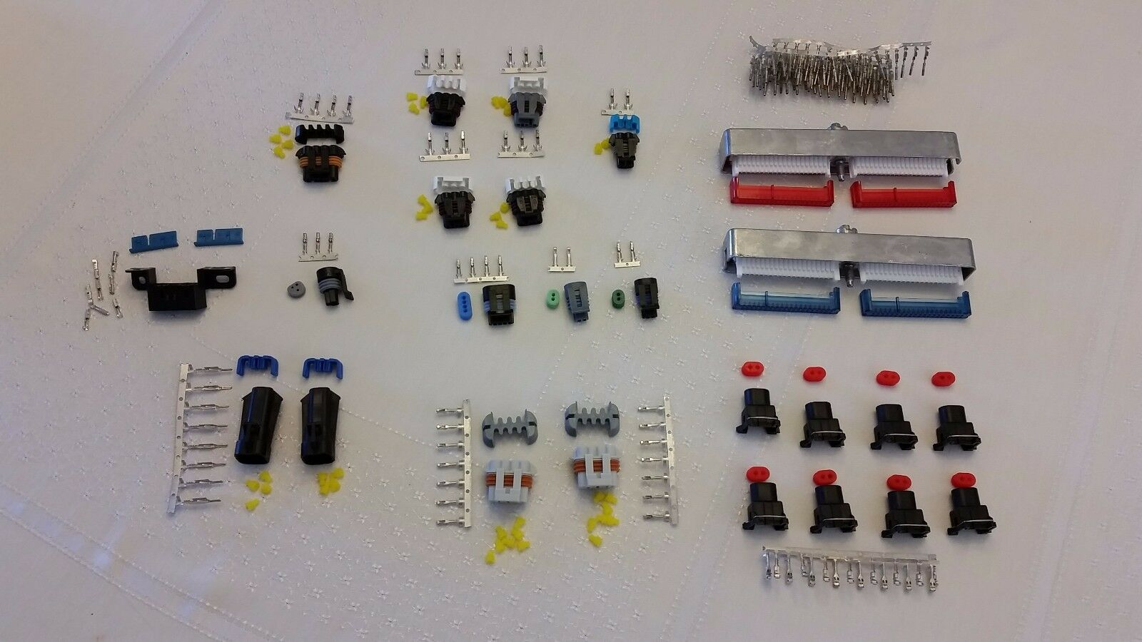 Gm Wiring Harness Repair Kit Electrical Diagrams Ls1 Lsx 24x Engine Diy Build Chevy Toyota Wire