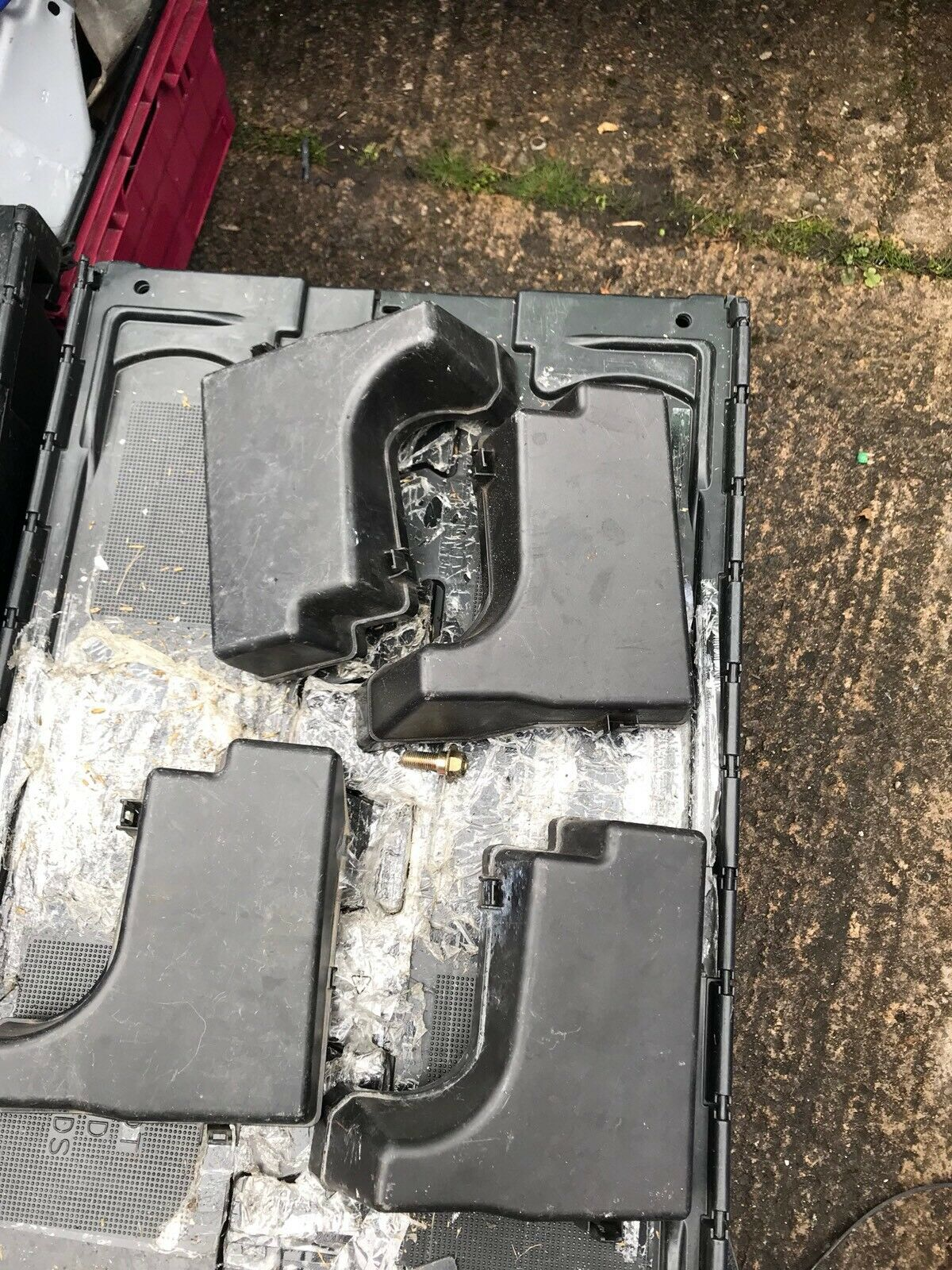 Fuse Box Cover Subaru Impreza Hawkeye Newage 2006 2007 2008 1200 99 Forester 1 Of 1only 4 Available