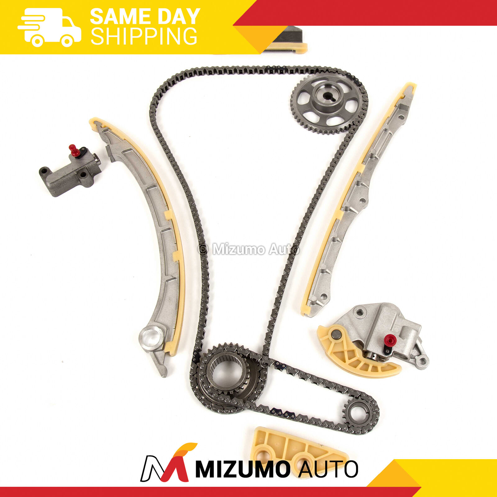 Timing Chain Kit Fit 08 15 Acura Tsx Ilx Honda Accord Civic Crv 24 Engine Belt Diagram 1 Of 6free Shipping