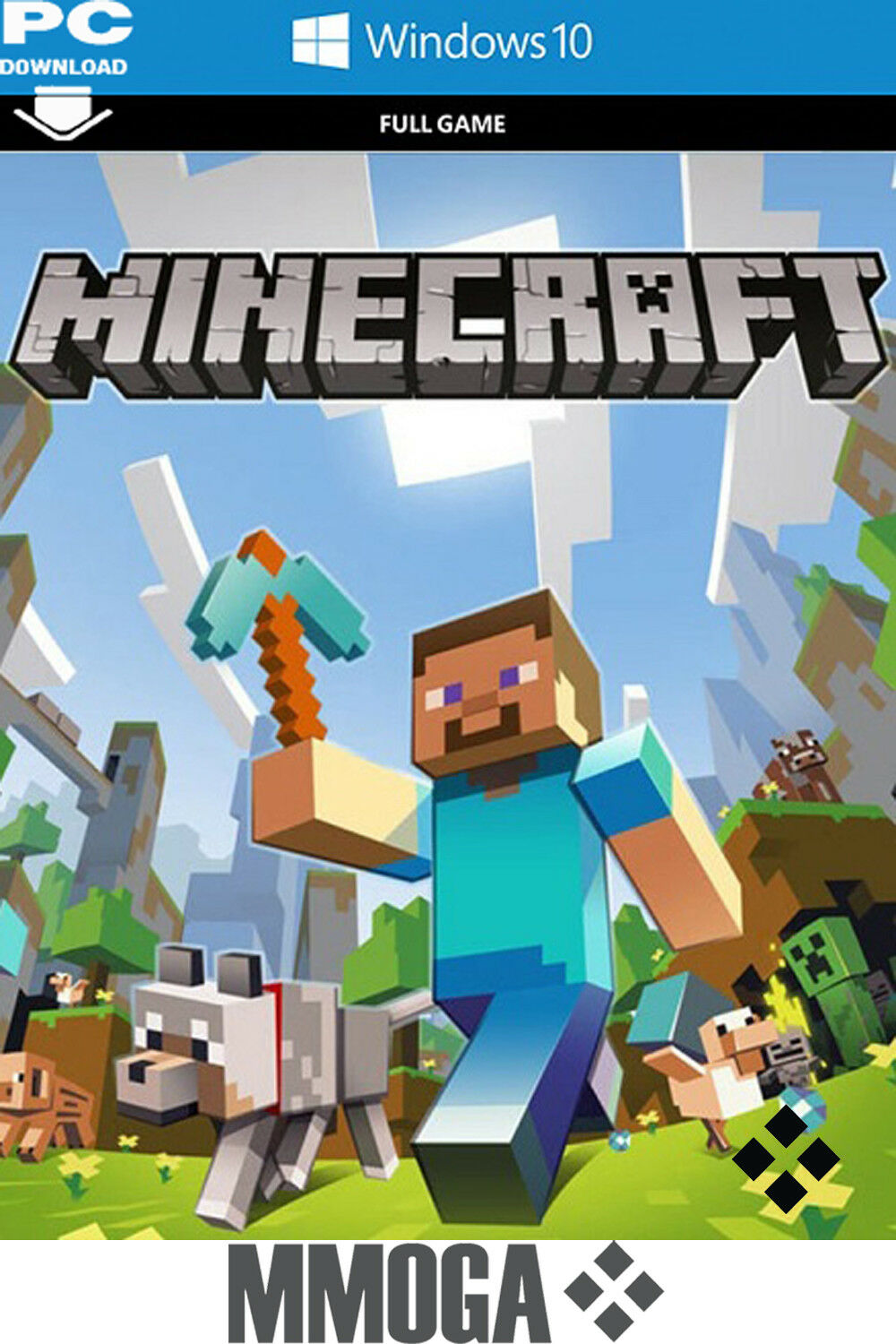 MINECRAFT WINDOWS Edition Key PC Download Spiel Code DEEU - Minecraft spielen download