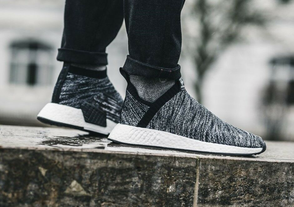 801f2773d Adidas United Arrows   Sons NMD CS2 PK size 13. UAS Black Grey DA9089 .  ultra 1 of 7Only 1 available ...