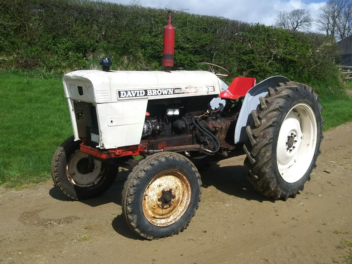 David Brown tractor 990 selectamatic creeper gearbox & power steering 1 of  6FREE Shipping ...