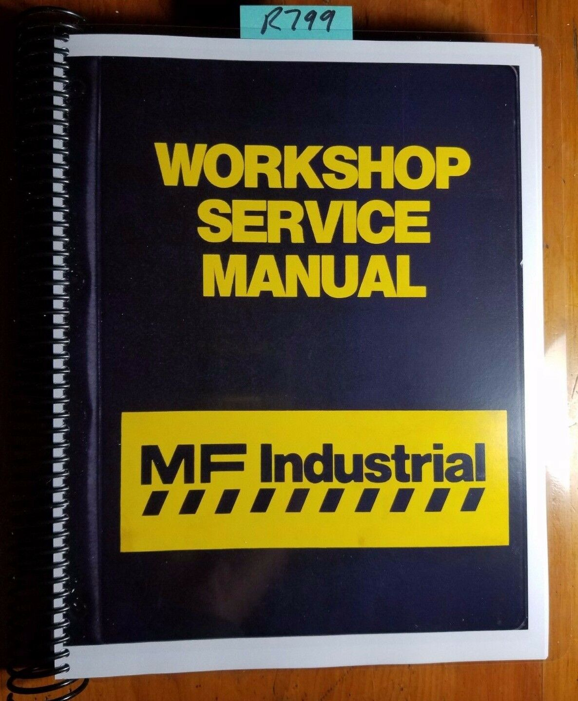 Massey Ferguson MF50 MF50A Tractor Backhoe Loader Workshop Service Manual  6/72 1 of 11Only 1 available ...