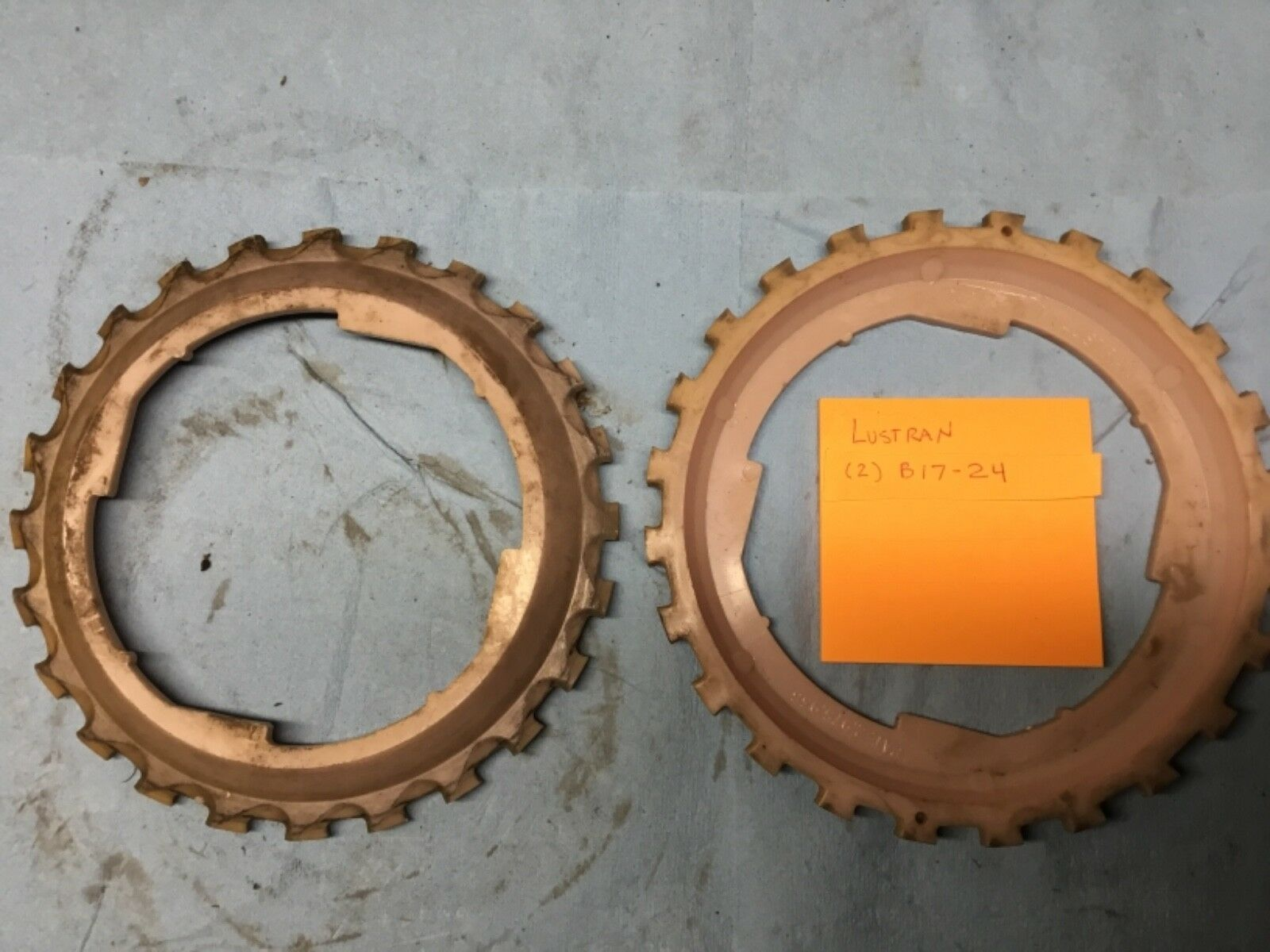 John Deere Lustran Planter Plates Discs For Corn B17 24 Flat Wiring Harness 1 Of 2only 3 Available