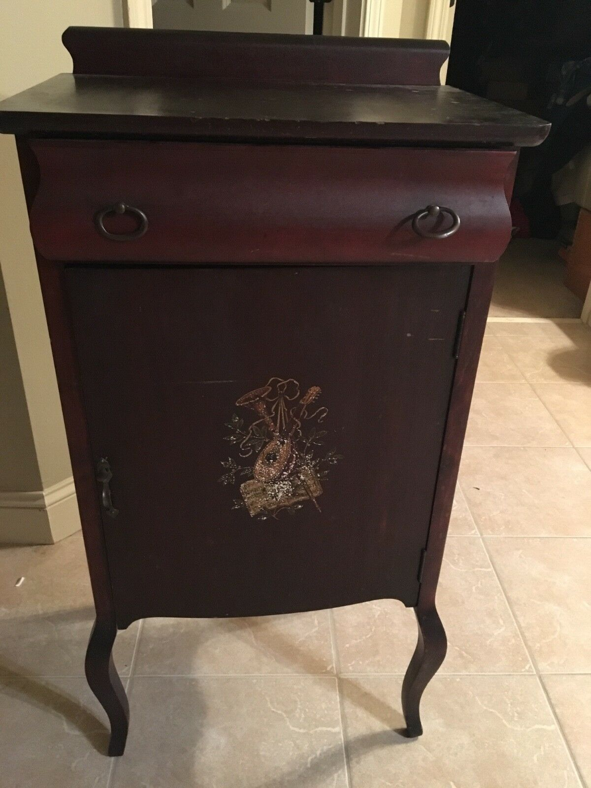 Antique Sheet Music Cabinet-Pick-Up Only N Atlanta 1 of 3 See More - ANTIQUE SHEET MUSIC Cabinet-Pick-Up Only N Atlanta - $70.00 PicClick