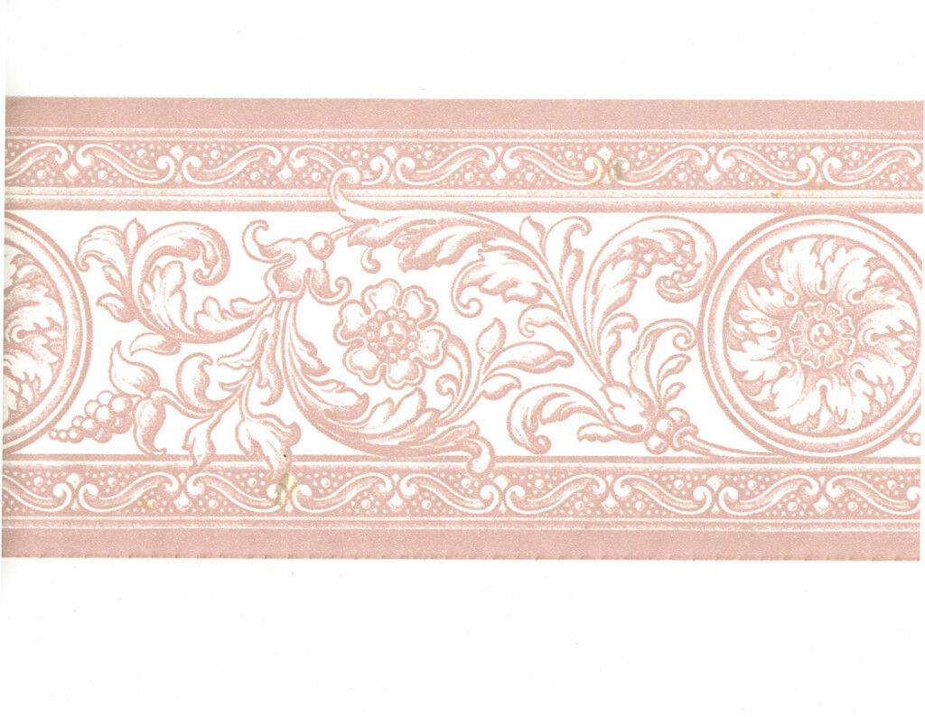 pink white scroll - photo #36