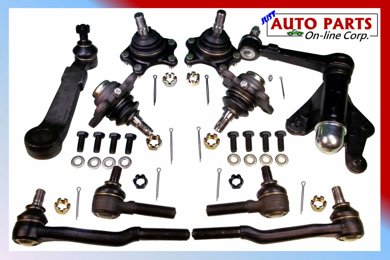 Fits Toyota Pickup 4runner 4wd 86 87 88 89 Ball Joint Tie Rod 2000 1 Of 1only 2 Available