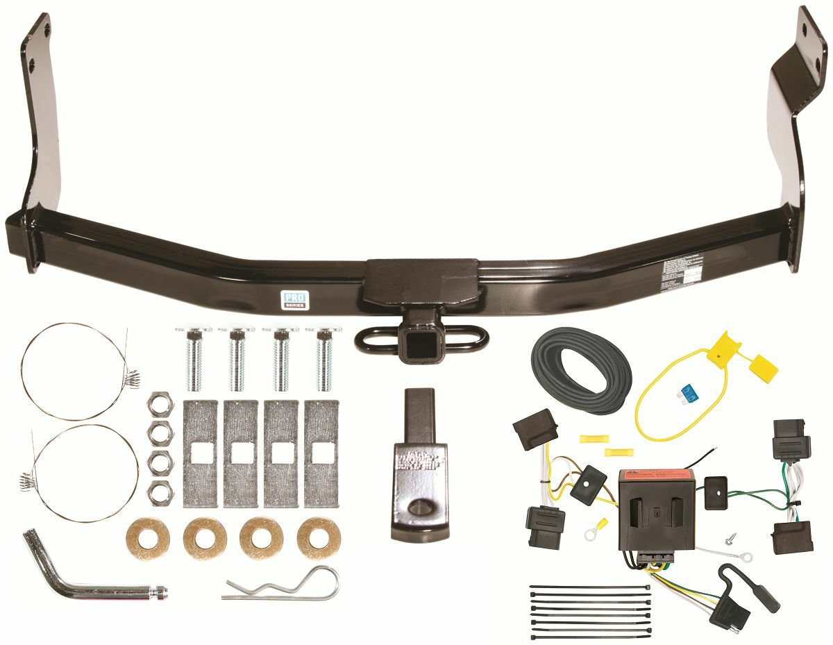 08-12 Ford Escape Trailer Hitch & Wiring Kit Combo ~ Class 2 Tow Receiver 1  of 6FREE Shipping See More