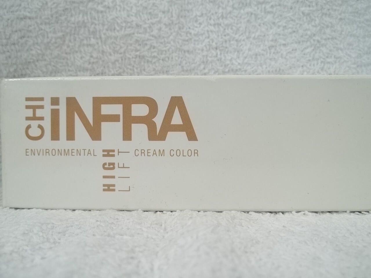 Chi Infra High Lift Environmental Cream Professional Hair Color By