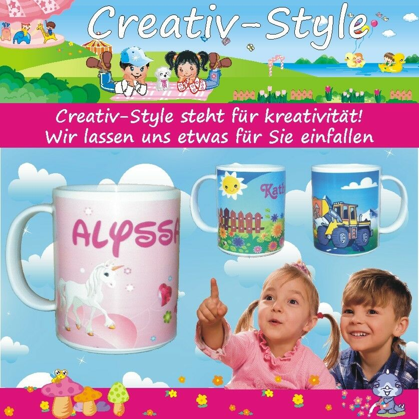 kinderbecher bruchfest mit namen motiv kindertasse. Black Bedroom Furniture Sets. Home Design Ideas