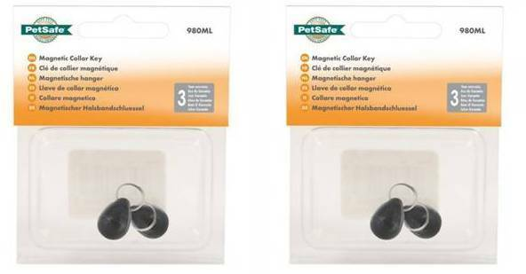 Pack of 4 Staywell 980 Magnet Key For 932 400 420 440 Cat Flap Pack 4 Magnets