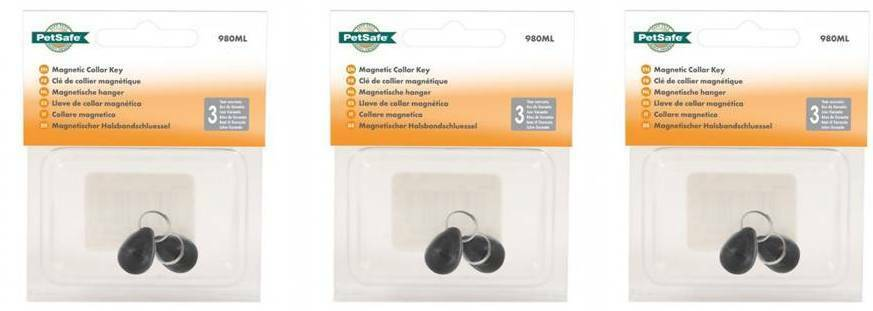 Pack of 6 Staywell 980 Magnet Key For 932 400 420 440 Cat Flap Pack 6 Magnets