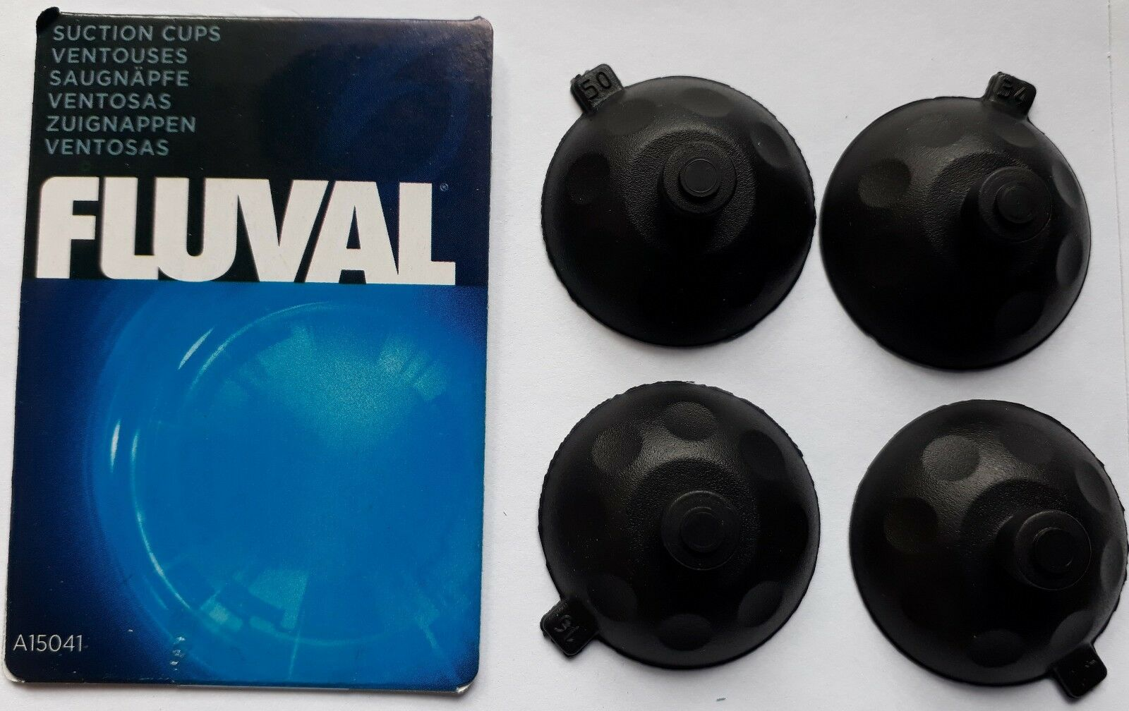 Hagen Fluval Suction Cups Pack Of 4 0015561350419