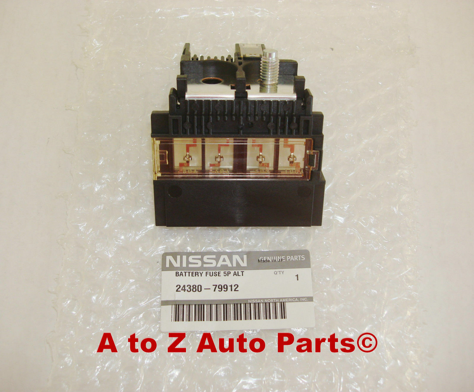 2002 Nissan Altima Fuse Box Cover Wiring Library 1995 Diagram 1 Of 1free Shipping 06
