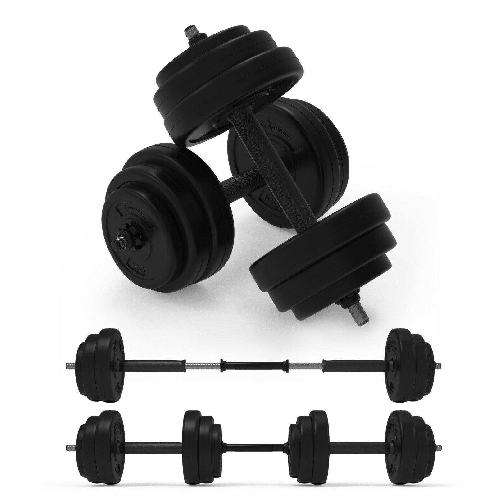 Best Home Dumbbell Set: Adjustable Free Weights For