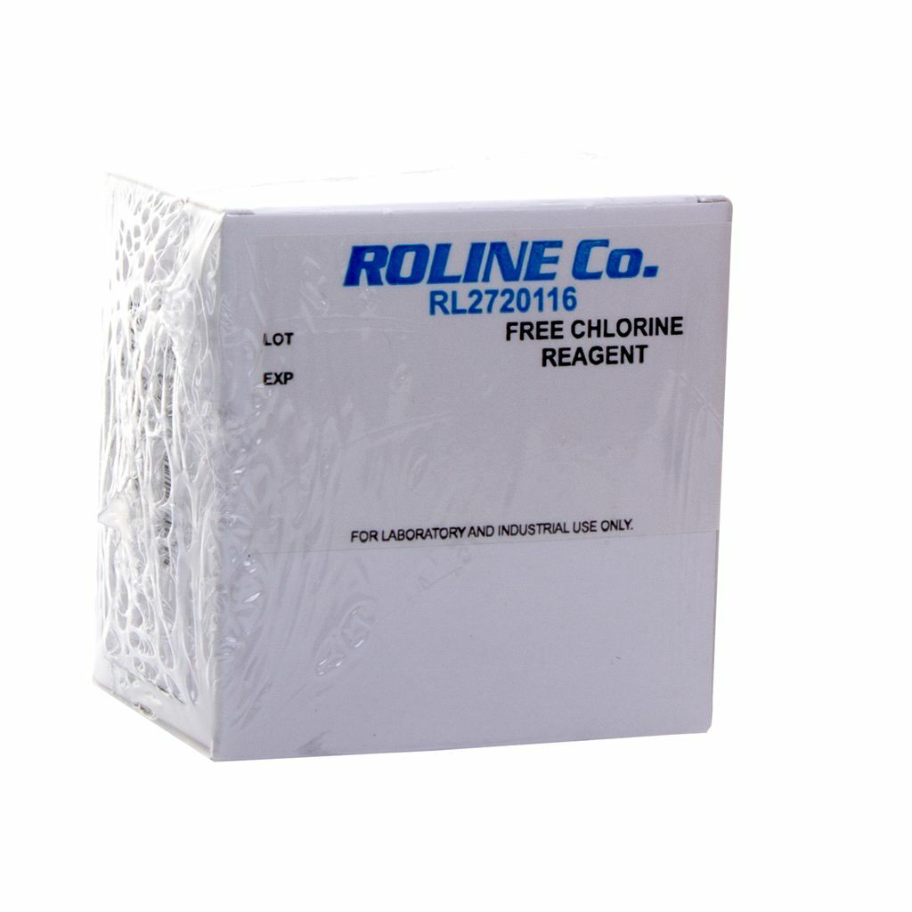 25 Sachets of Free Chlorine Reagent for Milwaukee MW10