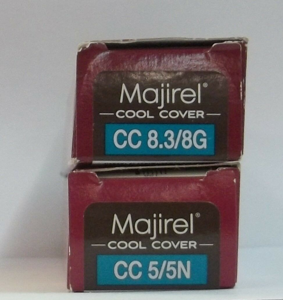 Loreal' MAJIREL COOL COVER Professional Permanent Hair Color Cream ~ 1.7 fl oz!! • $8.54
