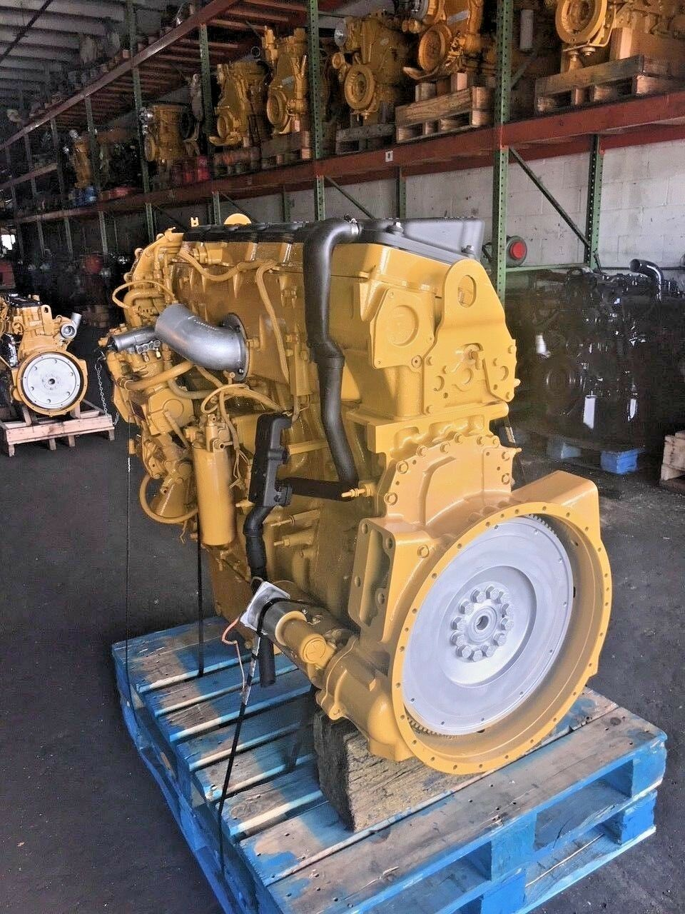 2001 Caterpillar C15 Diesel Engine Logbookloanstoday 6nz Wiring Diagram 1 Of 5only Available
