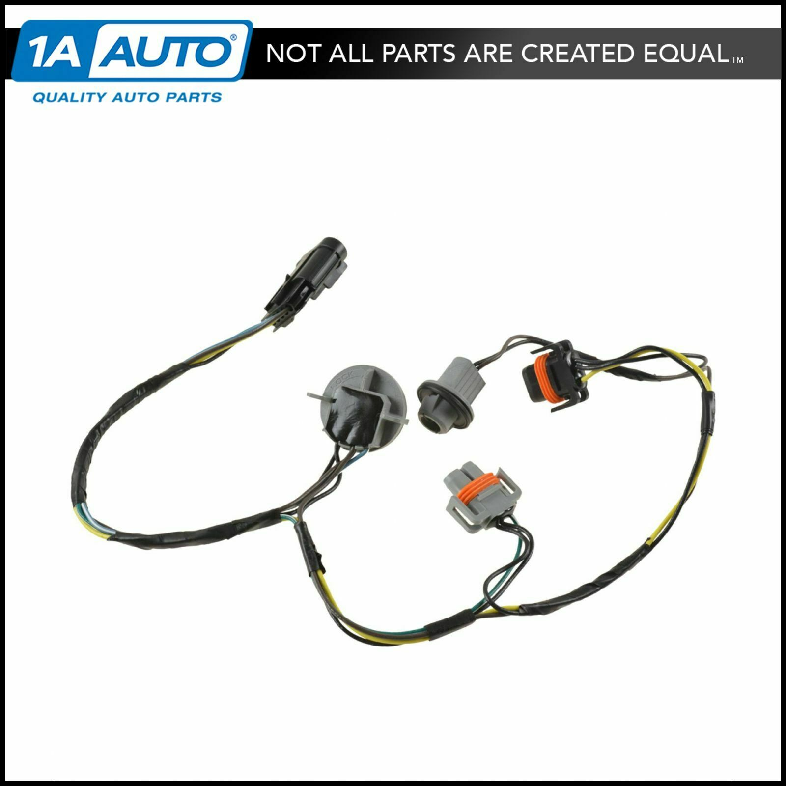 Oem 15930264 Headlight Wiring Harness Lh Or Rh Side For 08 12 Chevy Headlamp Pontiac 2007 1 Of 8only 3 Available