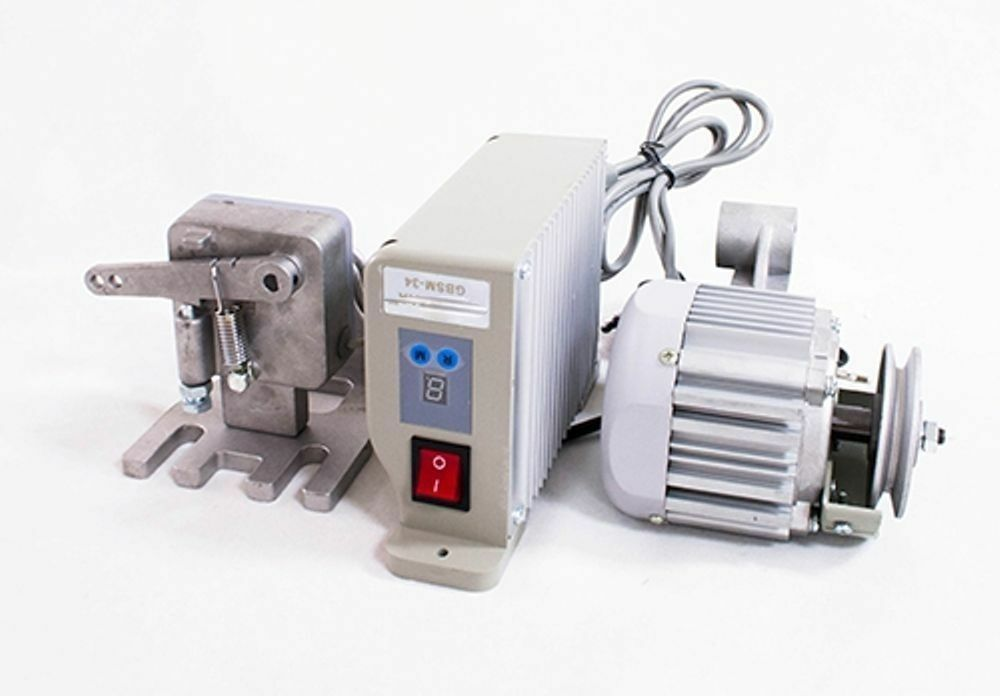 Consew Csm 1000 110 Volt Servo Motor For Industrial Sewing