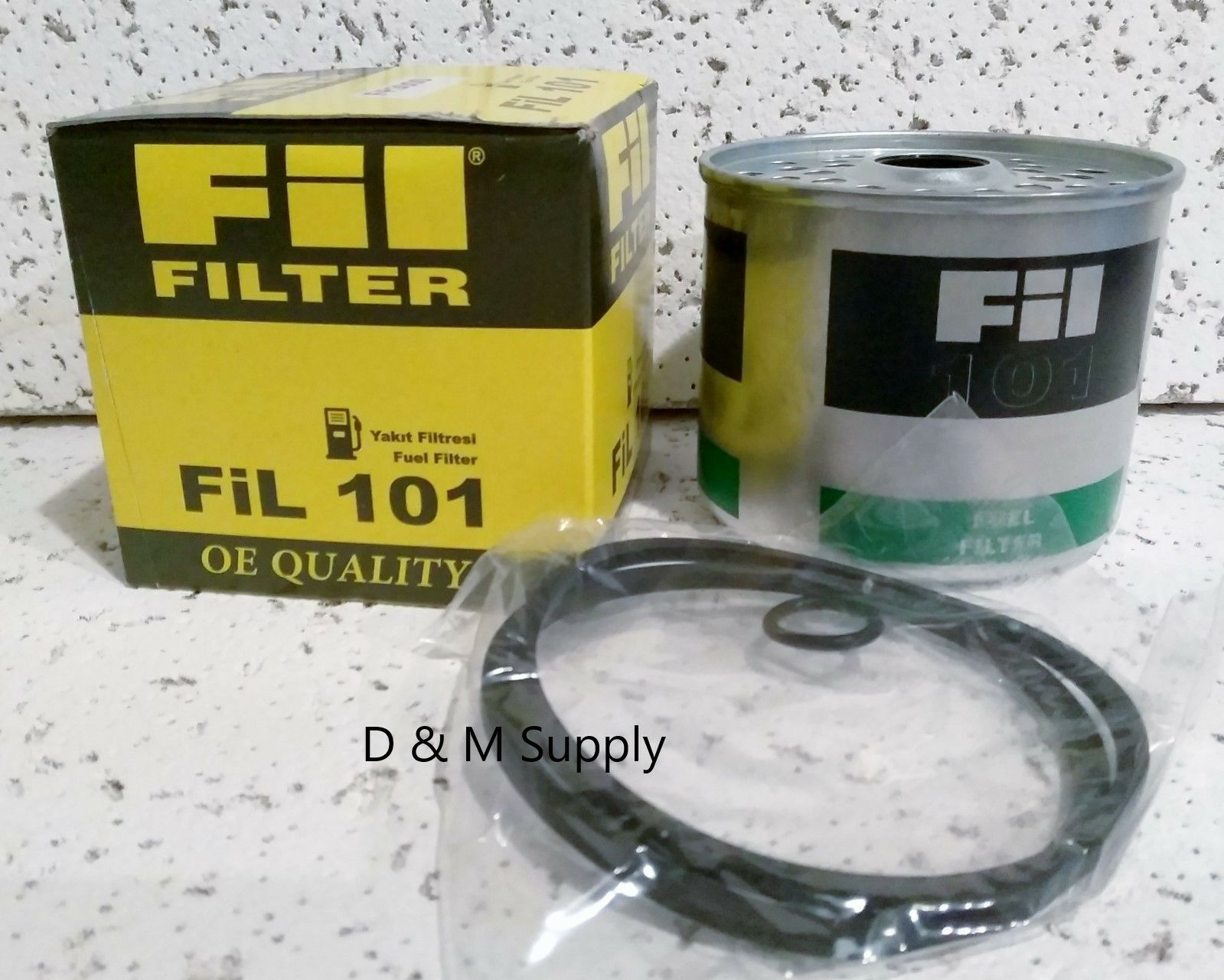Massey Ferguson Fuel Filter 218577A1 26560017 3405418M1 7111296 835994M92 1  of 1Only 5 available ...