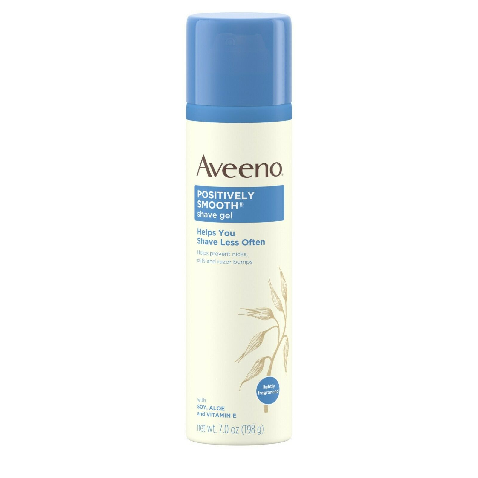 AVEENO Positively Smooth Shave Gel 7 oz (Pack of 2) • $15.30