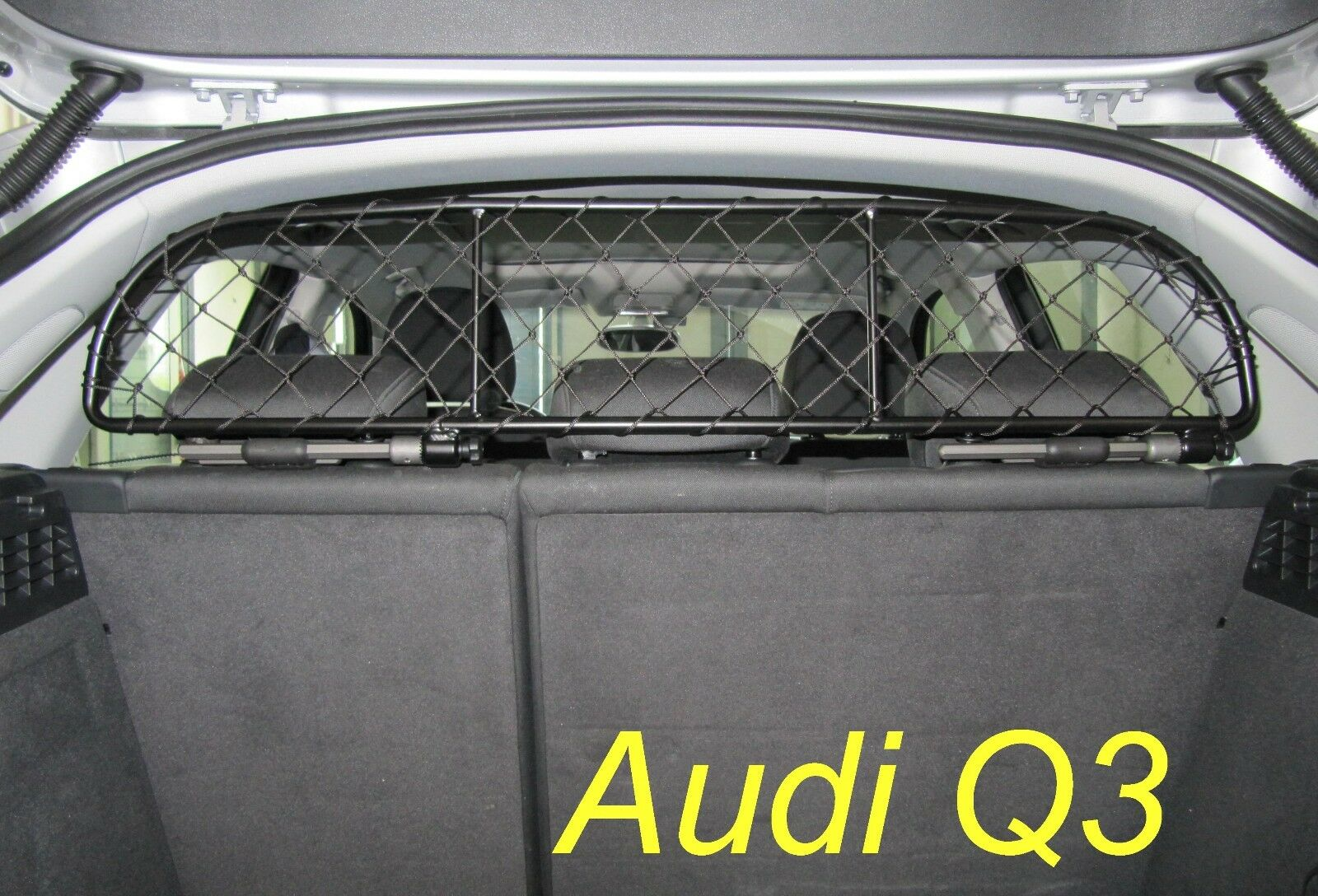 DOG GUARD PET Barrier Net And Screen For Audi Q For Luggage And - Barrier audi