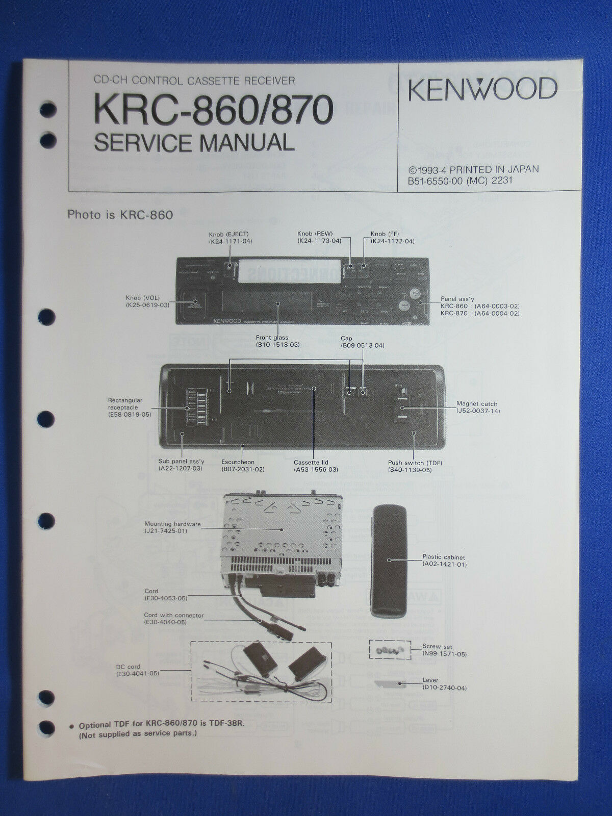 Kenwood Krc Car Stereo Wiring Diagrams Schematic Model Kdc Diagram 3011 335 Radio U2022 Harness Source