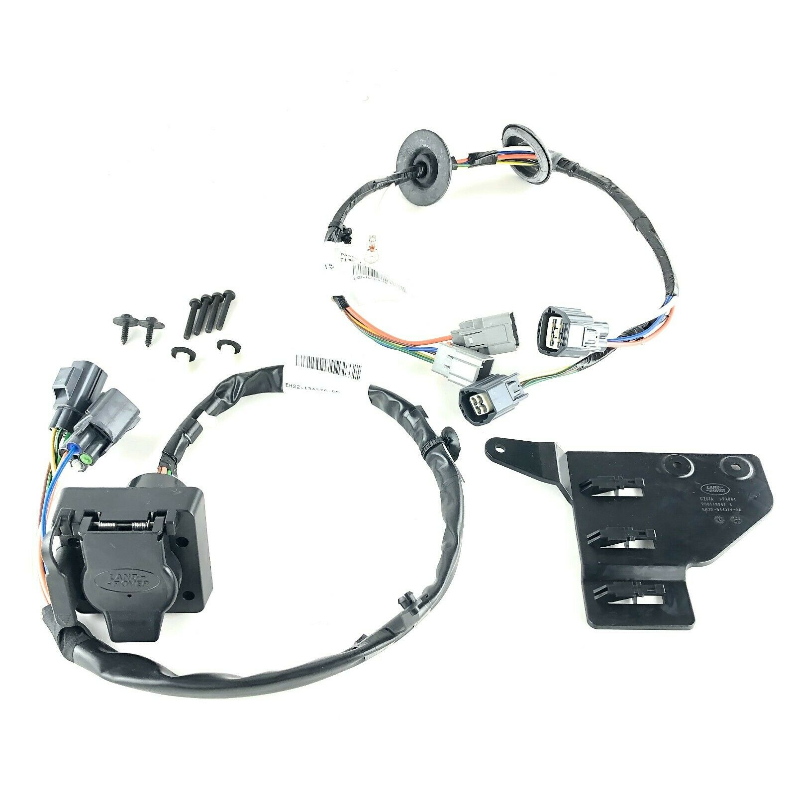 14-16 Land Rover LR4 Towing Tow Trailer Electrics Wiring Harness Kit  Genuine New 1 of 4Only 5 available See More