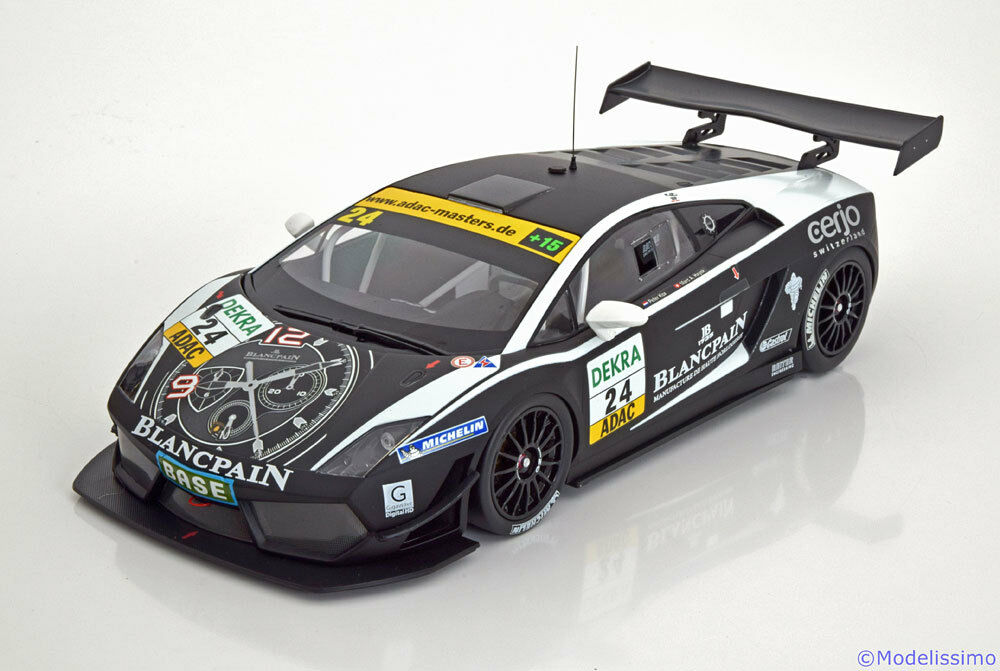1 18 minichamps lamborghini gallardo lp600 gt3 24 gt masters 2011 eur 49 95 picclick de. Black Bedroom Furniture Sets. Home Design Ideas