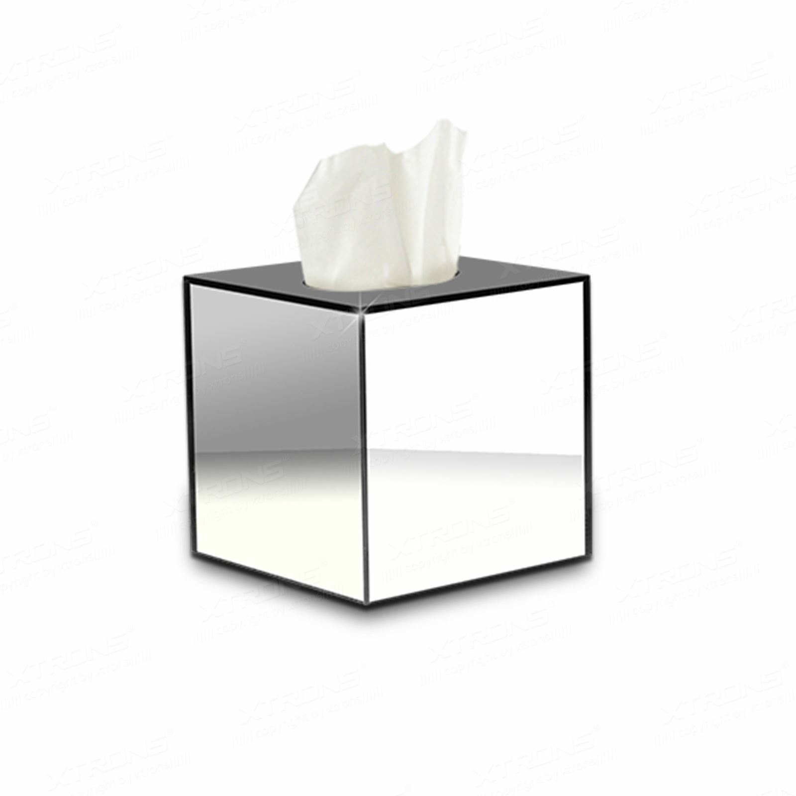 Xtrons Mirror Tissue Box Cover For Security Gopro Hero 1 Of 1free
