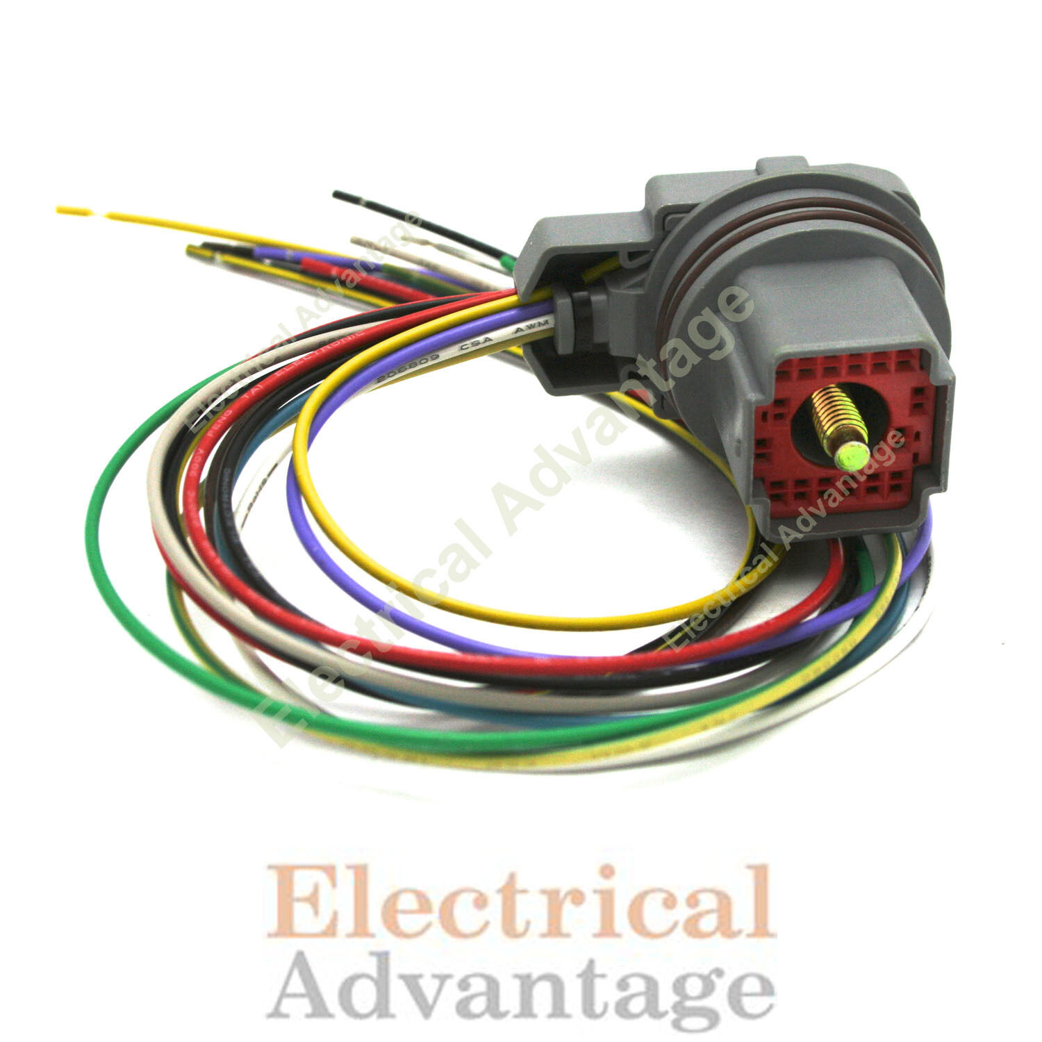 5r55s 5r55w Transmission Wire Harness Pigtail Repair Kit For E40d Wiring Testing 1 Of 5free Shipping