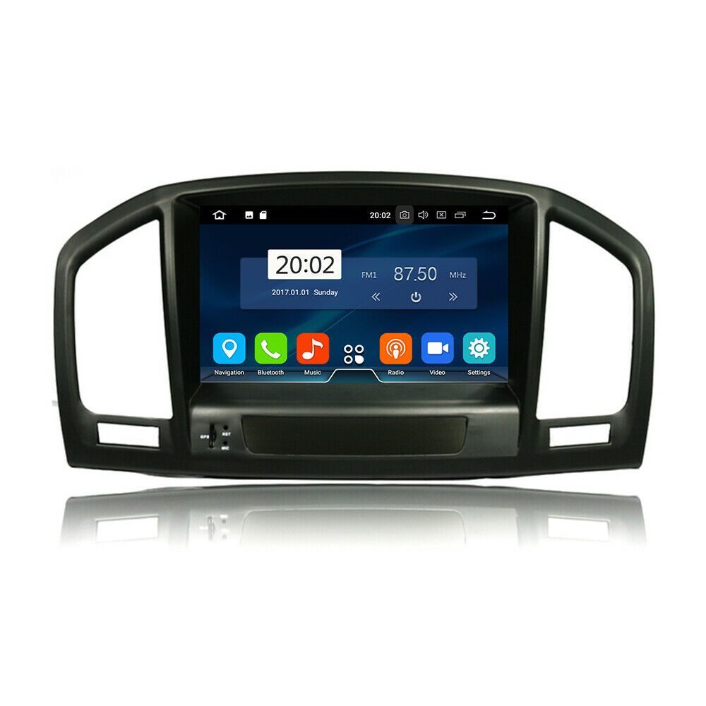 opel insignia autoradio 10 touchscreen gps navi android 8. Black Bedroom Furniture Sets. Home Design Ideas