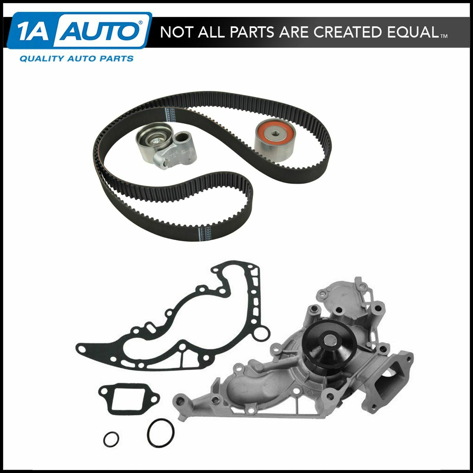 Timing Belt Set Water Pump Kit For 4runner Sequoia Tundra Lexus Gs 1992 Toyota 1 Of 7only 0 Available