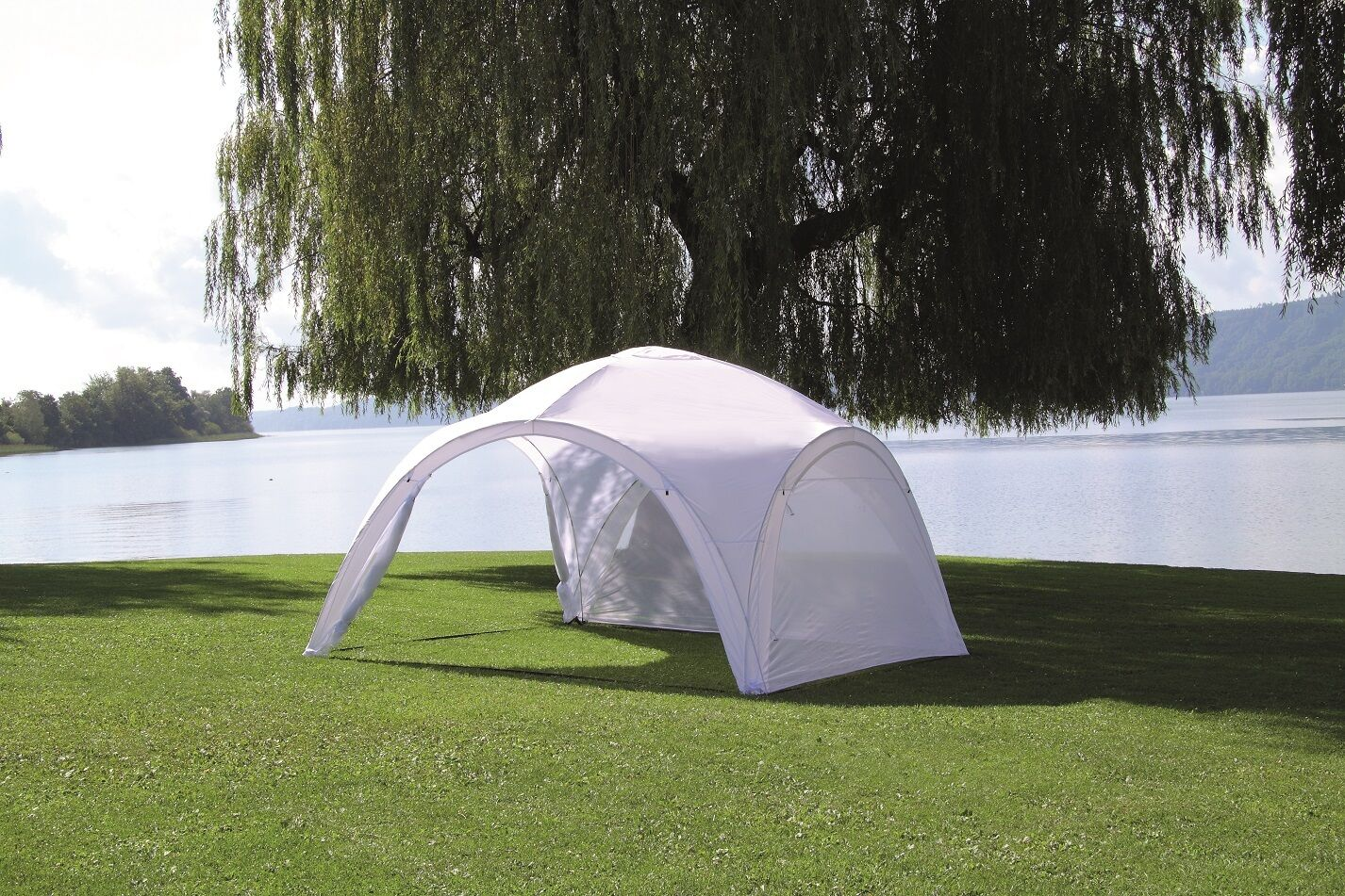forma pavillon igloo 4 x 4 m meter gartenpavillon. Black Bedroom Furniture Sets. Home Design Ideas