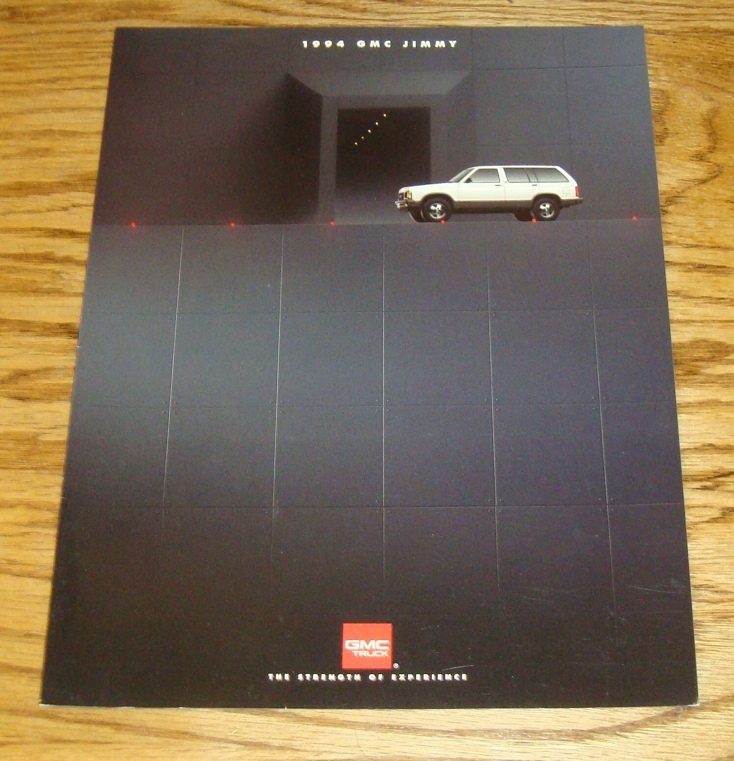 Original 1994 GMC Jimmy Sales Brochure 94 1 of 2Only 1 available Original  1994 GMC Jimmy ...