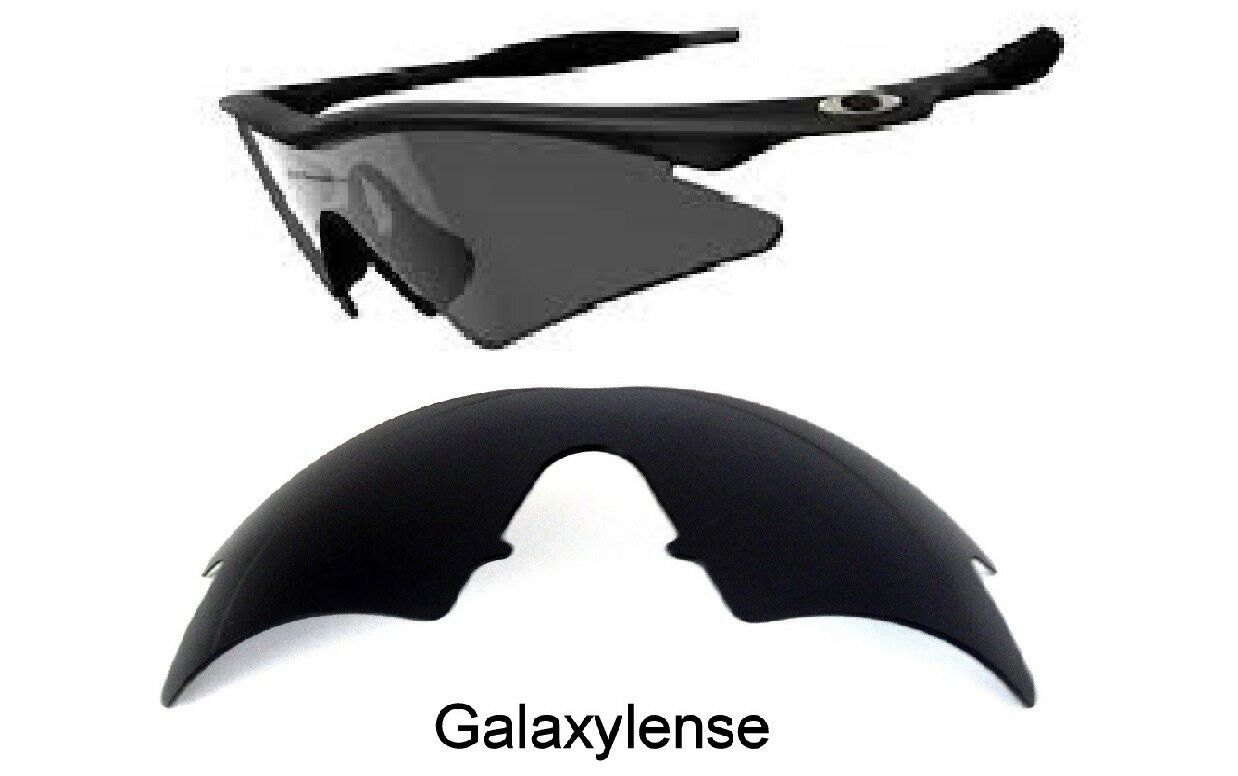 GALAXY REPLACEMENT LENSES For Oakley M Frame Sweep Sunglasses Black ...