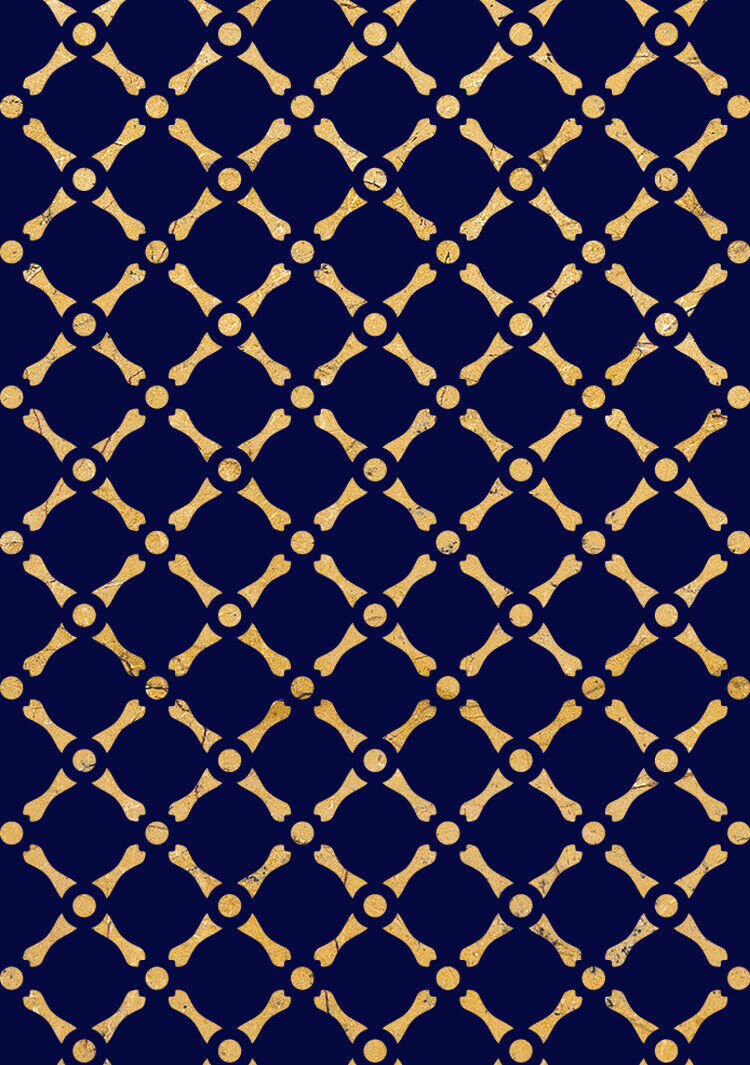 Moroccan Stencil Pattern Template Paint Furniture Card Making Crafts