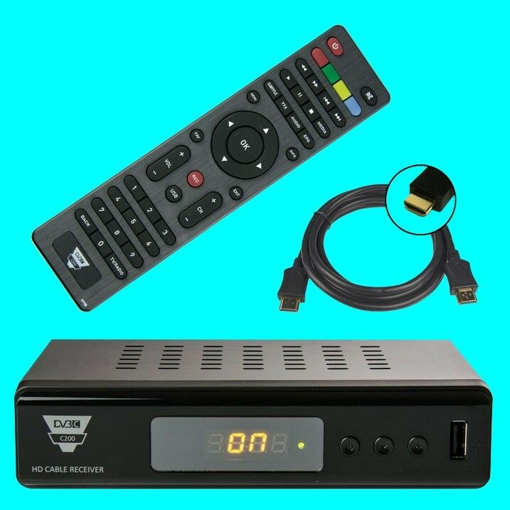 hd kabel receiver opticum c200 hd digital usb hdmi 1080p. Black Bedroom Furniture Sets. Home Design Ideas