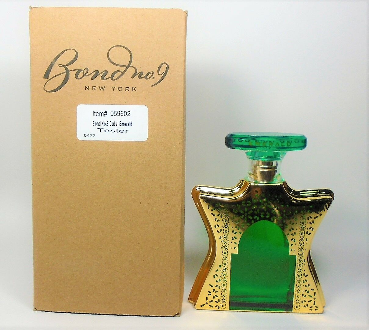 Dubai Emerald By Bond No 9 Edp For Men 34 Oz 100 Ml New In Tst Queen 100ml 1 Of 1only 3 Available